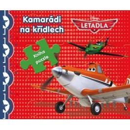 Letadla - Kniha puzzle - Poskládej si pohádku  | Walt Disney, Walt Disney