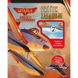 Letadla 2 - Hasiči a záchranáři - Prášek zasahuje - Postav si modely záchranářů! | Walt Disney, Walt Disney