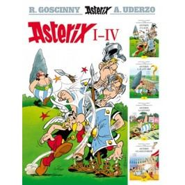 Asterix I-IV | René Goscinny, Albert Uderzo