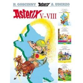 Asterix V-VIII | René Goscinny, Albert Uderzo