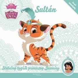 Princezna/Palace Pets - Sultán - Statečný tygřík princezny Jasmíny | Walt Disney, Walt Disney