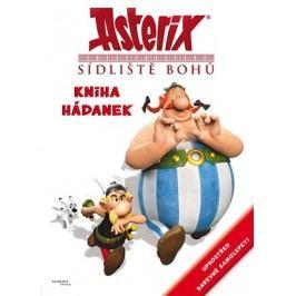 Asterix - Sídliště bohů - kniha hádanek | kolektiv, kolektiv