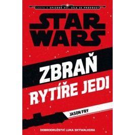 Star Wars - Cesta k epizodě VII. Síla se probouzí - Zbraň rytíře Jedi  |