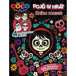 Coco - Kniha masek |  kolektiv