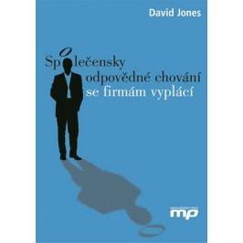 Společensky odpovědné chování se firmám vyplací | David Jones