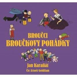 Broučci: Broučkovy pohádky (audiokniha pro děti) | Jan Karafiát