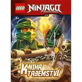 LEGO® Ninjago: Kniha tajemství |  kolektiv