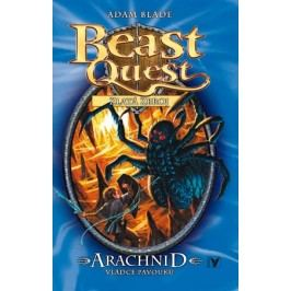 Arachnid, vládce pavouků (11), Beast Quest | Adam Blade