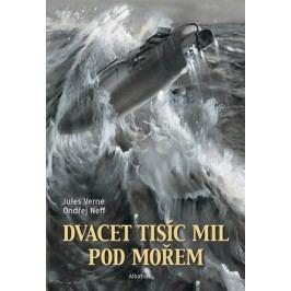 Dvacet tisíc mil pod mořem | Ondřej Neff, Zdeněk Burian, Jules Verne