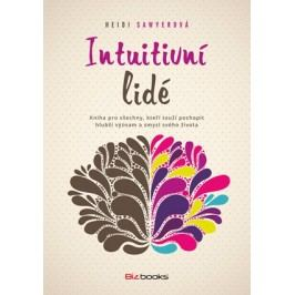 Intuitivní lidé | Heidi Sawyerová