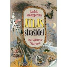 Atlas strašidel | Daniela Krolupperová
