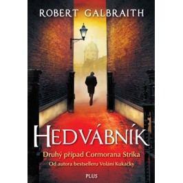 Hedvábník | Robert Galbraith (pseudonym J. K. Rowlingové)