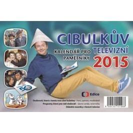 Cibulkův kalendář pro televizní pamětníky 2015 | Aleš Cibulka