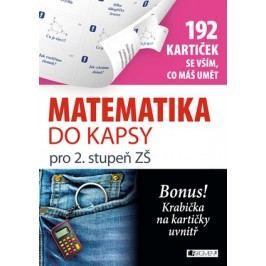Matematika do kapsy pro 2. stup. ZŠ  (192 kartiček) | Jaroslav Eisler