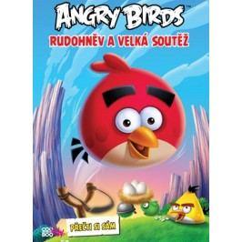 Angry Birds - Rudohněv a velká soutěž    kolektiv