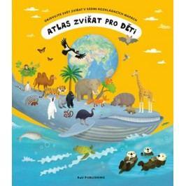 Atlas zvířat pro děti | Tomáš Tůma, Tomáš Tůma