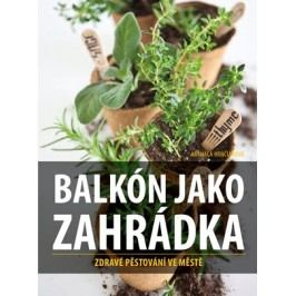 Balkón jako zahrádka | Michala Hrnčiarová