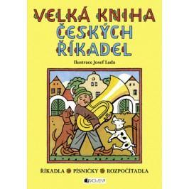 Velká kniha českých říkadel – Josef Lada | Josef Lada