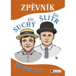 Zpěvník – J. Suchý a J. Šlitr | Jiří Suchý, Dominika Křesťanová, Jiří Šlitr