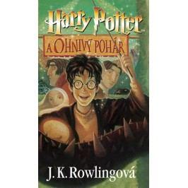 Harry Potter a Ohnivý pohár | J. K. Rowlingová