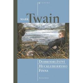 Dobrodružství Huckleberyho Finna | Mark Twain, Jana Mertinová