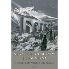 Nová dobrodružství Julese Verna - Kniha 1. | Mike Ashley, Eric Brown