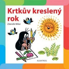 Krtkův kreslený rok | Zdeněk Miler