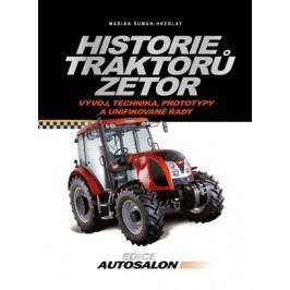 Historie traktorů Zetor | Marián Šuman-Hreblay