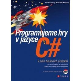 Programujeme hry v jazyce C# | Petr Roudenský, Mokhtar M Khorshid