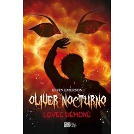 Oliver Nocturno 4 - Lovec démonů   Kevin Emerson