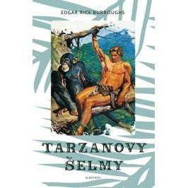 Tarzanovy šelmy | Zdeněk Burian, Edgar Rice Burroughs