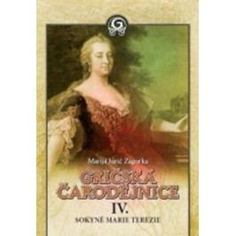 Sokyně Marie Terezie (Gričská čarodějnice IV.) | Zagorka Maria Juric