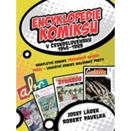 Encyklopedie komiksu | Josef Ládek, Robert Pavelka