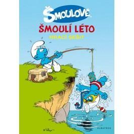 Šmoulí léto - hrací knížka | Michal Lázňovský, Tomáš Vondrovic, Peyo, Peyo