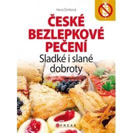 České bezlepkové pečení | Hana Čechová Šimková