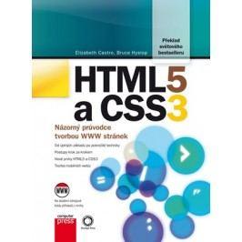 HTML5 a CSS3 | Elizabeth Castro, Bruce Hyslop