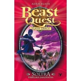 Soltra, ďábelská zaklínačka - Beast Quest (9) | Adam Blade