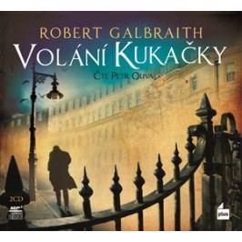 Volání kukačky (audiokniha) | Robert Galbraith (pseudonym J. K. Rowlingové)