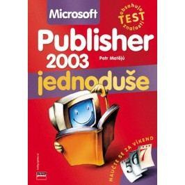 Microsoft Publisher 2003 | Petr Matějů
