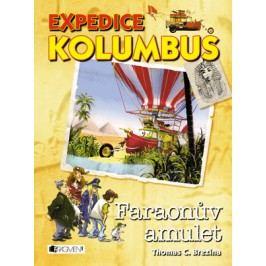 Expedice Kolumbus – Faraonův amulet   Thomas CBrezina, Dagmar Steidlová