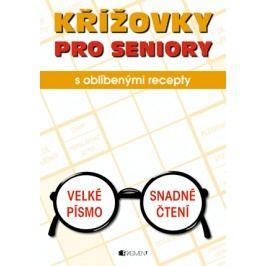 Křížovky PRO SENIORY s oblíbenými recepty | Helena Rytířová
