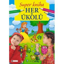 Super kniha her a úkolů |
