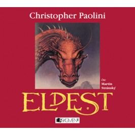 Eldest (audiokniha) | Christopher Paolini
