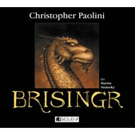 Brisingr (audiokniha) | Christopher Paolini