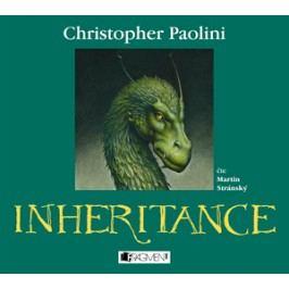Inheritance (audiokniha) | Christopher Paolini, Martin Stránský