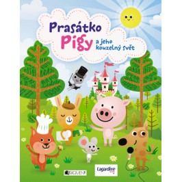 Prasátko Pigy a jeho kouzelný svět | Tereza Karpianus, Jan Vajda