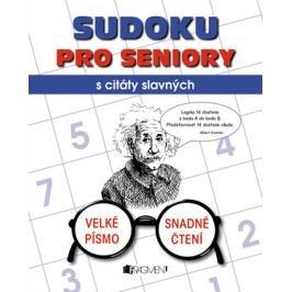 Sudoku PRO SENIORY – s citáty slavných |