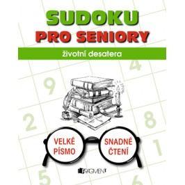 Sudoku PRO SENIORY – životní desatera |