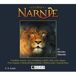 Letopisy NARNIE – komplet (audiokniha) | C SLewis