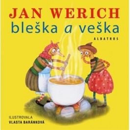 Bleška a veška | Jan Werich, Vlasta Baránková, David Dvořák